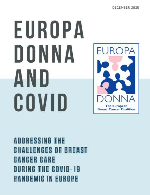 EUROPA DONNA AND COVID ΕΛΛΗΝΙΚΑ